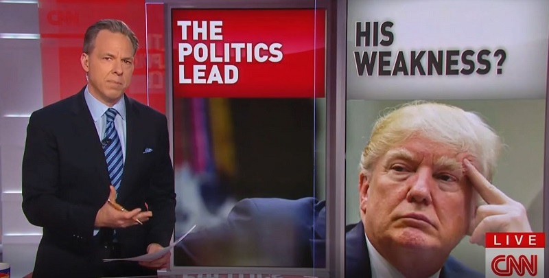 Jake Tapper: Officials Say Getting Trump to Focus on Russian Election Interference 'Like Pulling Teeth'