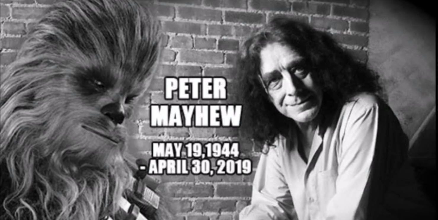 Peter Mayhew, the Actor Behind Chewbacca, Will Be Missed By the Fans He Inspired