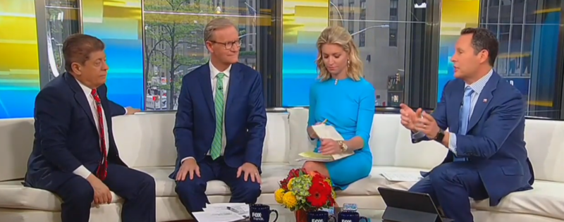 Fox's Kilmeade Mocks Democrats Who Want To 'See Behind That Black Rectangle' In The Mueller Report