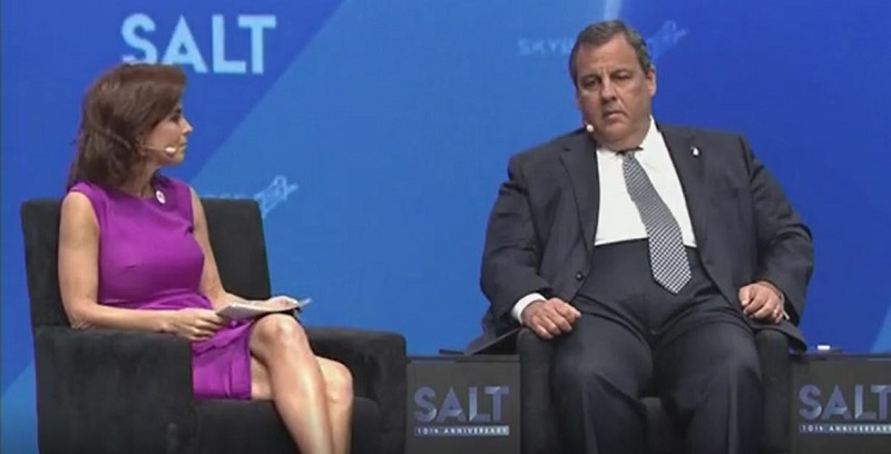 Chris Christie Says He Is Not an 'Expert' on Mueller Report, Proceeds to Prove It