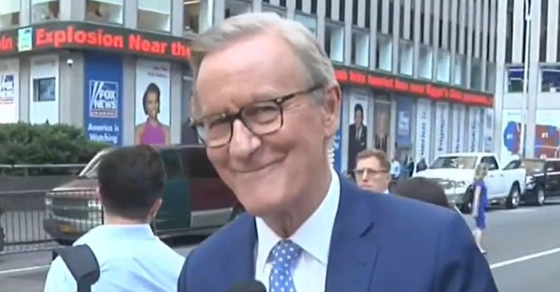Fox's Steve Doocy Badgers New Yorkers on Street, They Ignore Him Like He's Got Cooties