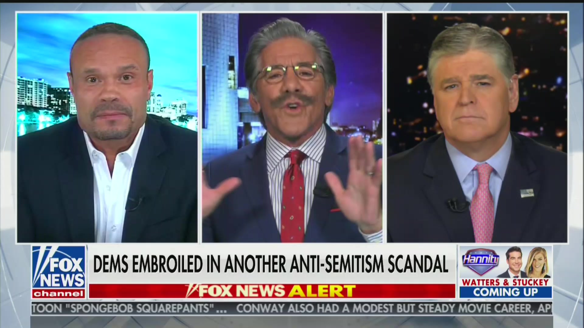Geraldo Rivera Tears Into Fox Colleagues For Going a 'Step Too Far' on Rashida Tlaib