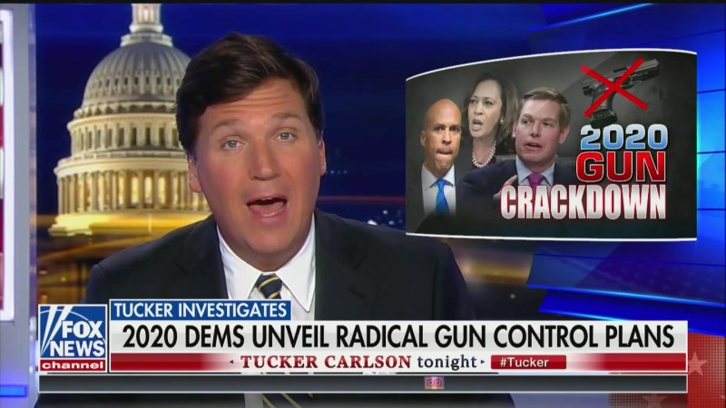 Tucker Carlson Suggests That All Democrats Are In Favor of Suicide