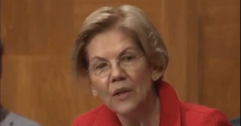 WATCH: Elizabeth Warren Fillets Banking Regulator Who Claims He Was Tough on Wells Fargo