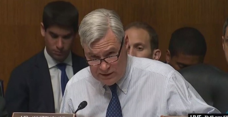 Sen. Whitehouse Accuses Barr of 'Masterful Hairsplitting' on Mueller in Fierce Exchange