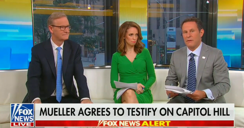 Fox's Brian Kilmeade: I Don't Think Robert Mueller Knows What's In The Mueller Report