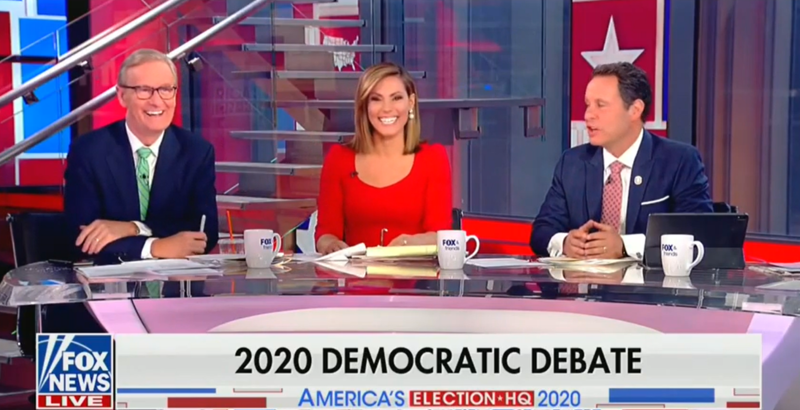 Trump-Supporting Fox News Hosts Mock Joe Biden For Lack Of Detailed Plans