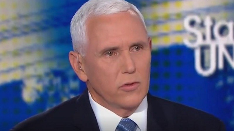 Jake Tapper Catches Mike Pence in Lie About Immigrants Not Showing Up for Asylum Hearings
