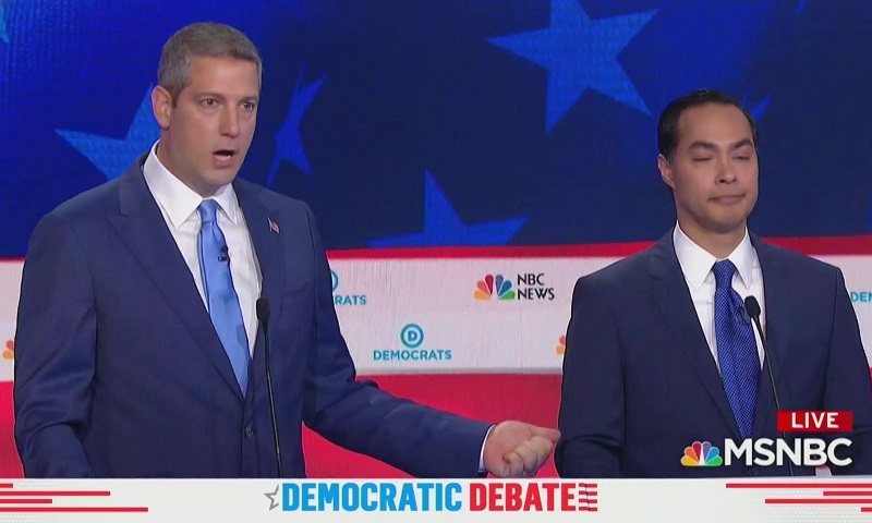 Here Are the Winners and Losers of MSNBC's First Democratic Primary Debate