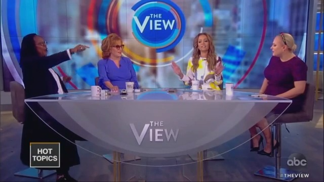 'Don't Feel Bad for Me, Bitch!' Meghan McCain Snaps at Joy Behar After Another Heated Confrontation