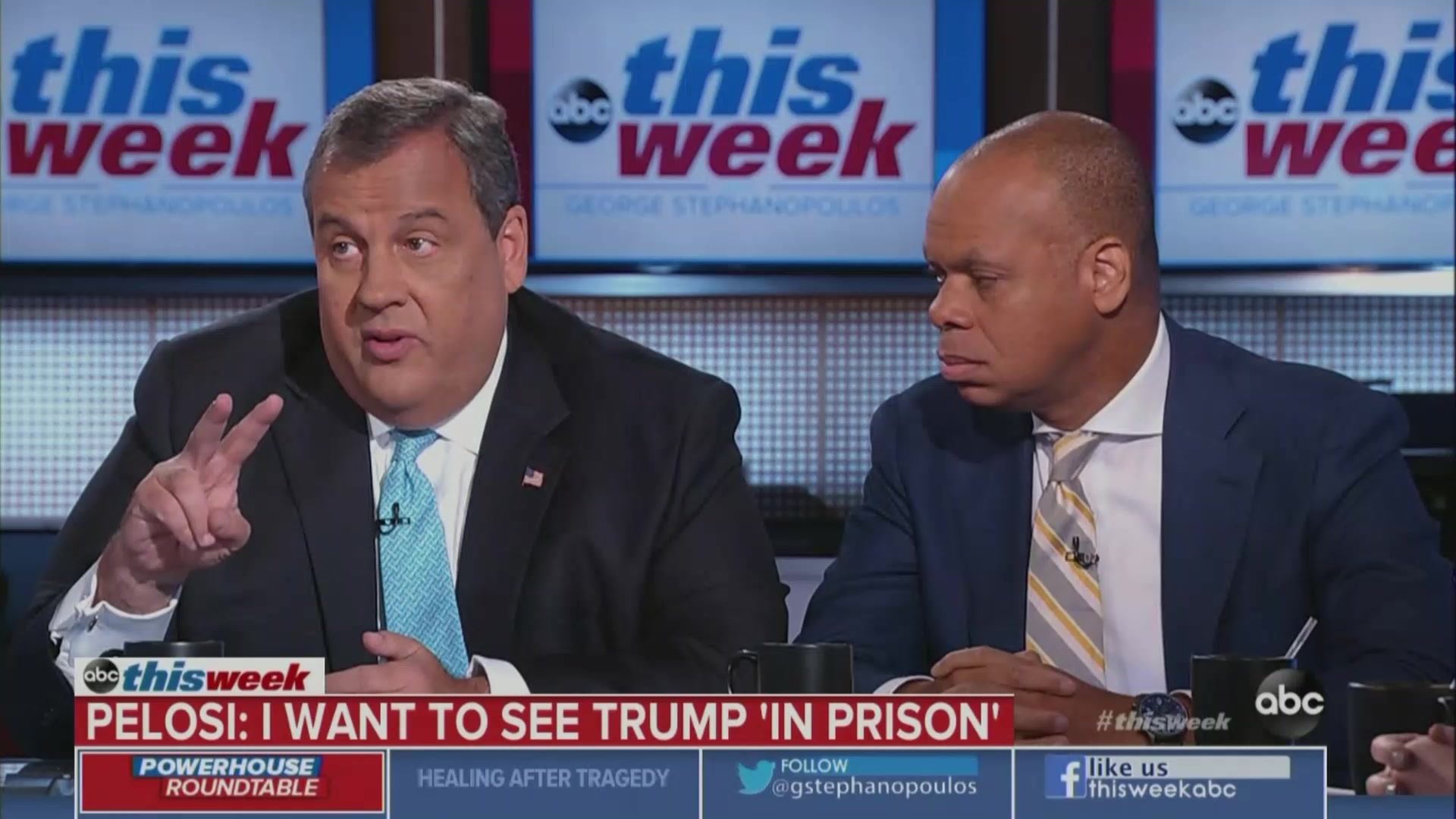 Chris Christie: Trump's Staff 'Served Him Poorly' With Ingraham Interview at D-Day Cemetery