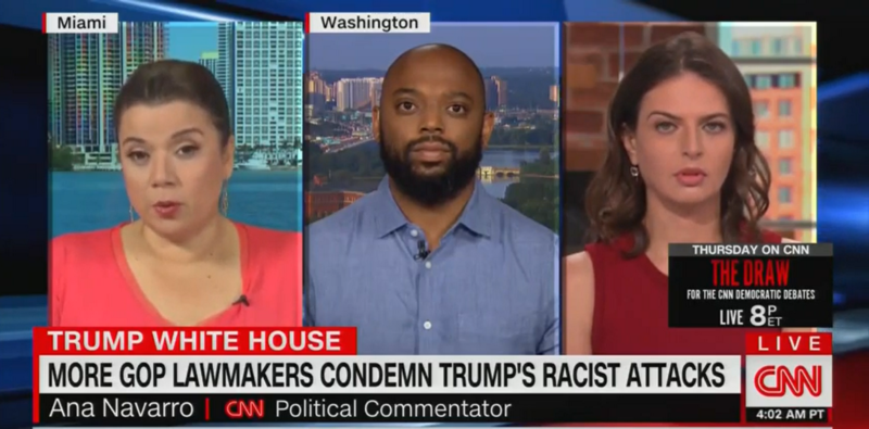 Ana Navarro: Kids With Names Like Mine Are Being Told To Go Home Because Of Trump