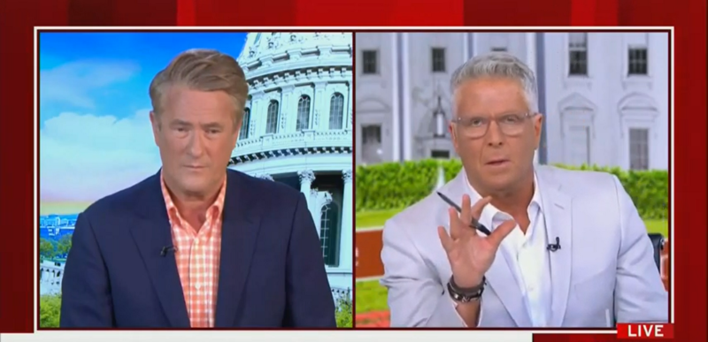 'Morning Joe': Trump Has 'Nazi Tendencies', Wants 'Ethnic Cleansing Politically'