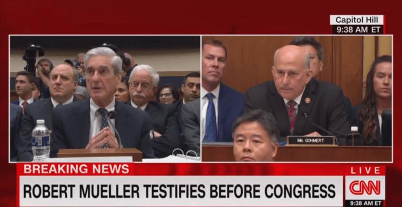 Mueller Shoots Down Trump's Claim That He Interviewed For FBI Director Job After Comey's Firing
