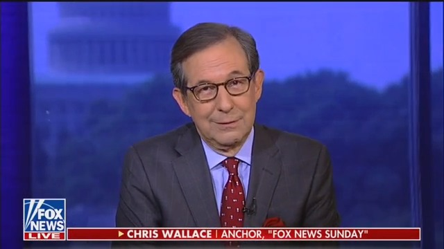 Fox News' Chris Wallace: 'I Don't Know Whether' Acosta 'Jumped or He Was Pushed'