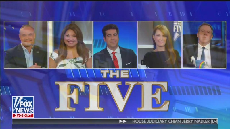 Fox News' 'The Five' Leads Cable News in Key Demo on Friday, MSNBC and CNN Struggle