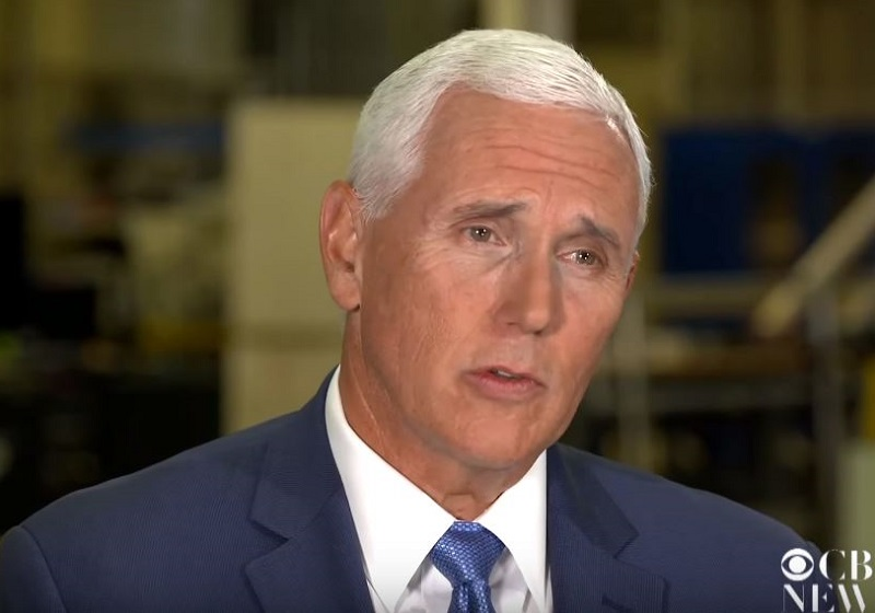 Mike Pence Cancelled New Hampshire Trip to Avoid Shaking Hands with Accused Drug Dealer