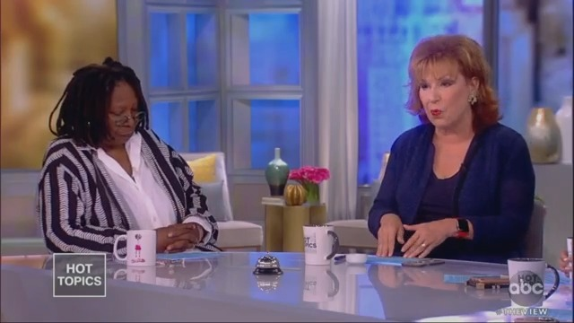 'The View' Sides With Pelosi Over AOC: 'You're Not Allowed to Bitch About This!'
