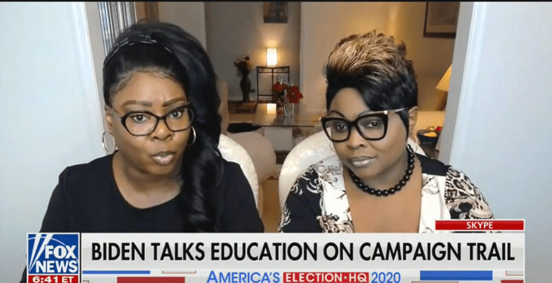 Diamond And Silk Accuse Joe Biden Of Racism: He Probably Worked With KKK Members