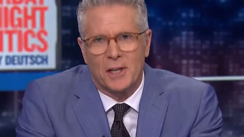 MSNBC's 'Saturday Night Politics with Donny Deutsch' Is No More (UPDATE)