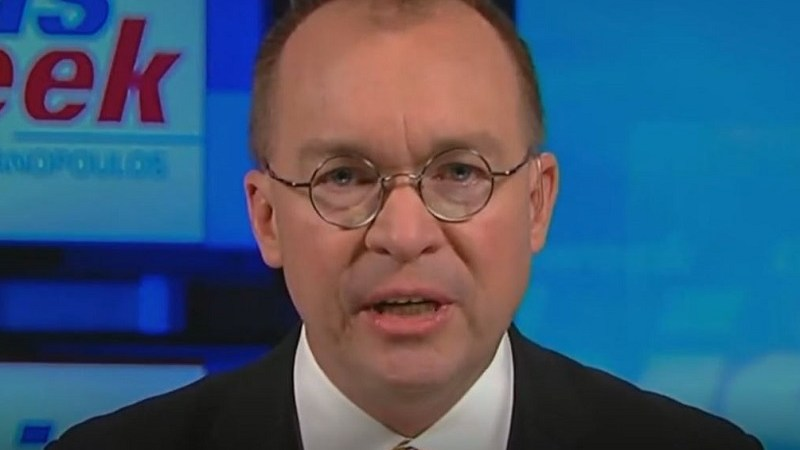 Mick Mulvaney Wasn't Told About al-Baghdadi Raid Until It Had Already Started