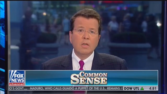 Fox News' Neil Cavuto Fires Back at Trump: You're Not Entitled to a 'Free Pass'