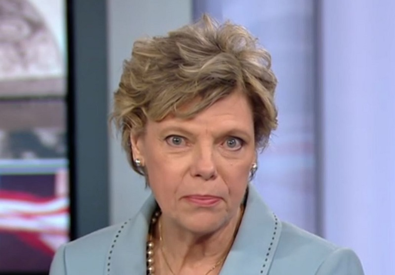 Trump Comments on Cokie Roberts' Death: 'She Never Treated Me Nicely'