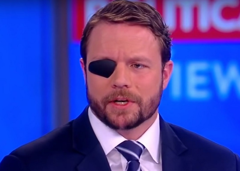 Dan Crenshaw Says He Loans Guns to People, Offended When AOC Wonders if Any of Them Are 'Violent' Felons