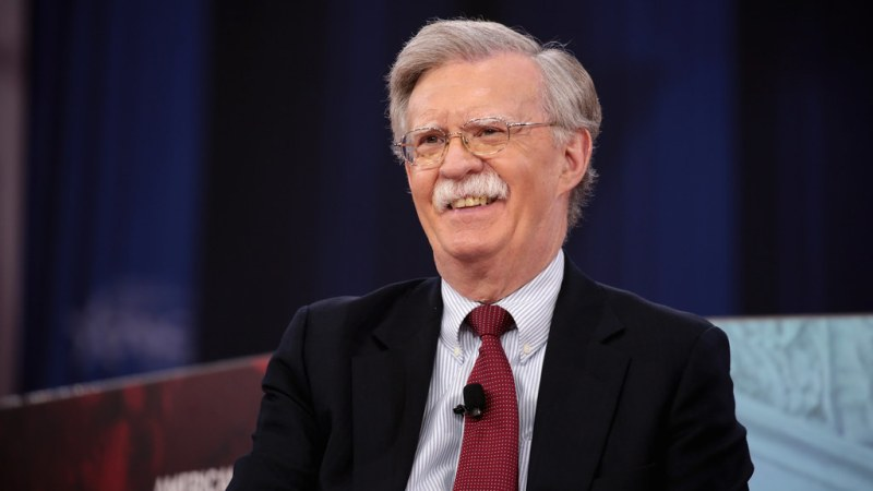 John Bolton Praises Killing of Iranian General: 'Hope This Is the First Step to Regime Change'