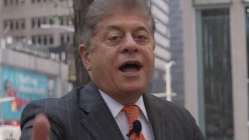 Fox's Judge Napolitano Sears Congress for Giving More and More of Its Constitutional Powers to Presidents