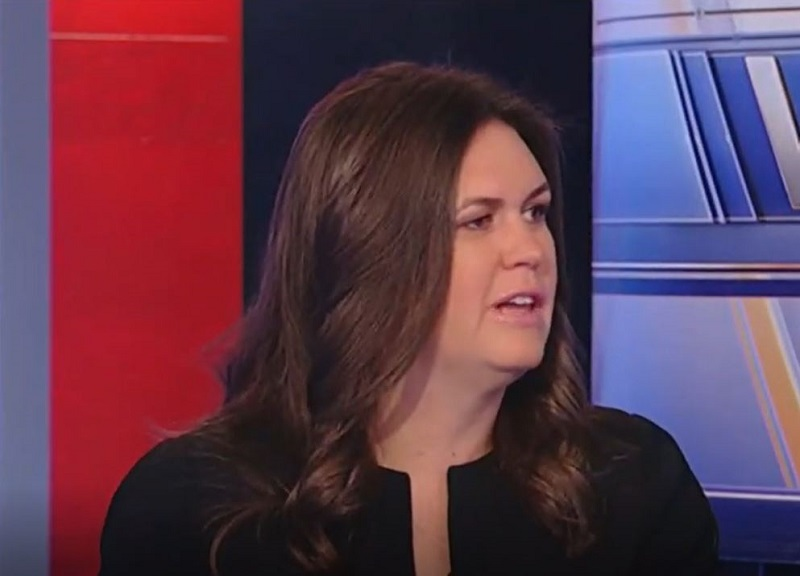 Fox Commentator Sarah Huckabee Sanders Wants the Opinion Out of News, Fails to Cite Examples