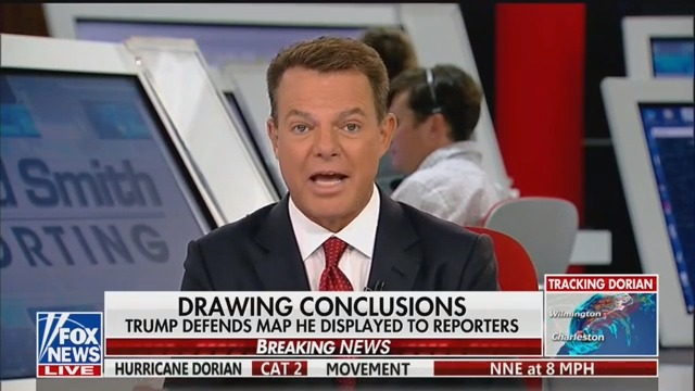 Shep Smith Scorches Trump: 'He Decries Fake News That Isn't and Disseminates Fake News That Is'