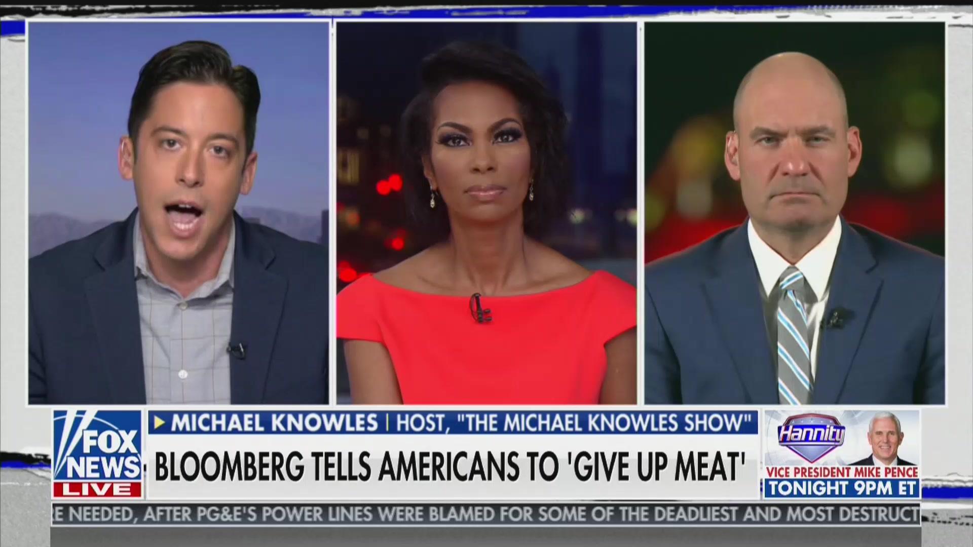 Fox News Guest Michael Knowles Calls Greta Thunberg a 'Mentally Ill Swedish Child'