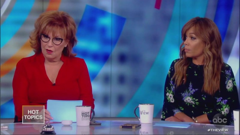 'The View' Blasts 'Absolute Clown Show' Corey Lewandowski: 'Murderers and Pimps' Behave Better Than Him