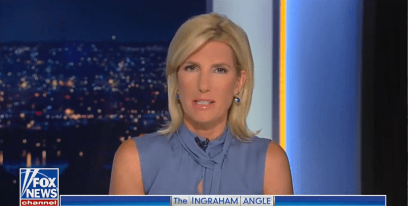 Fox's Laura Ingraham Walks Back Claim Whistleblower's Lawyer Worked for Hillary Clinton
