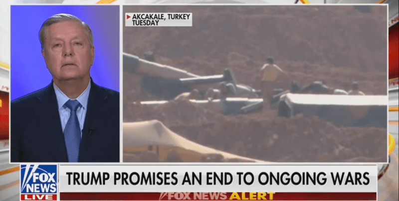 Lindsey Graham: Trump Has 'Pre-9/11 Mentality That Paved the Way for 9/11'