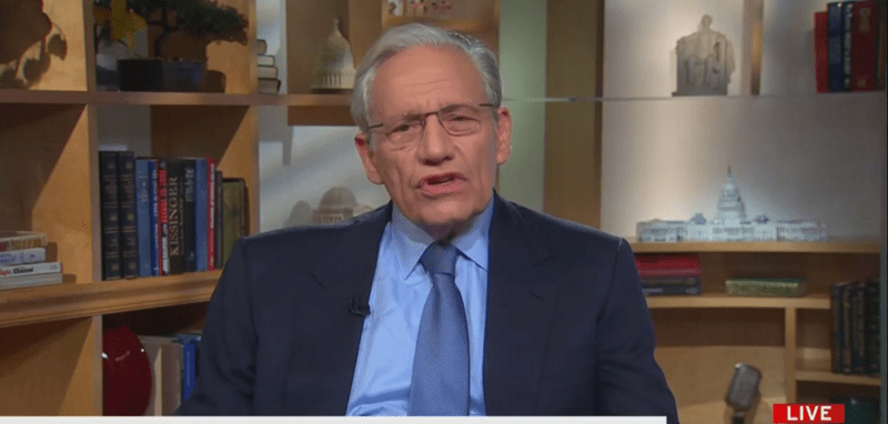 Bob Woodward: 'There Is Much More' in the Trump Administration for Democrats to Investigate
