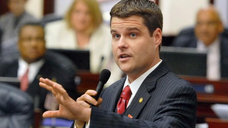 Republicans Storm SCIF to Disrupt 'Secret' Impeachment Inquiry, May Have Broken the Law