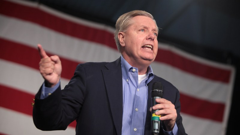 Lindsey Graham Suggests Senate May Have 'Desire and Decision' to Call Witnesses
