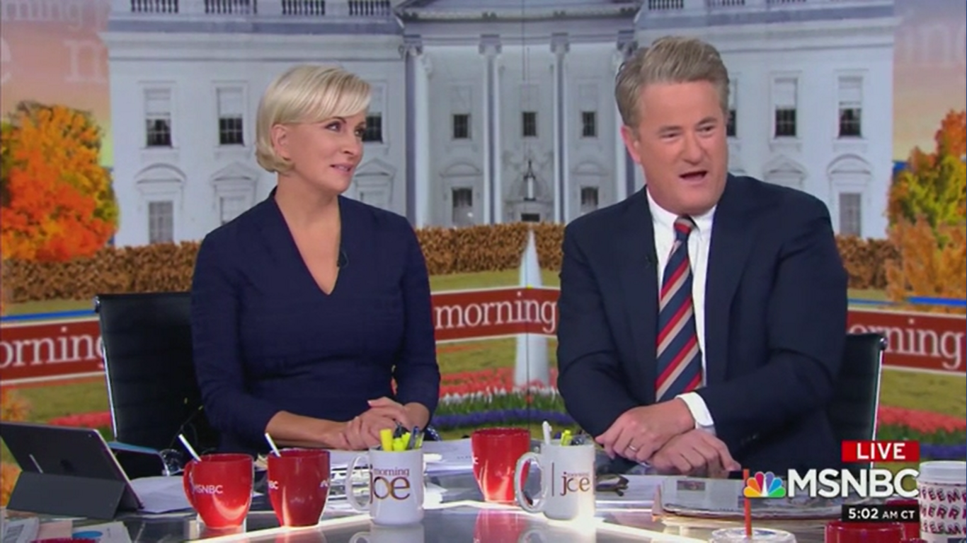 Joe Scarborough Mocks John Kennedy for Saying He's Not Elite: Did He Have Afternoon Tea at Oxford?