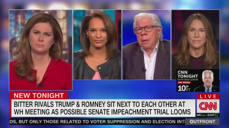 Carl Bernstein: Trump's GOP Allies Have 'Very Little Interest In the Truth'