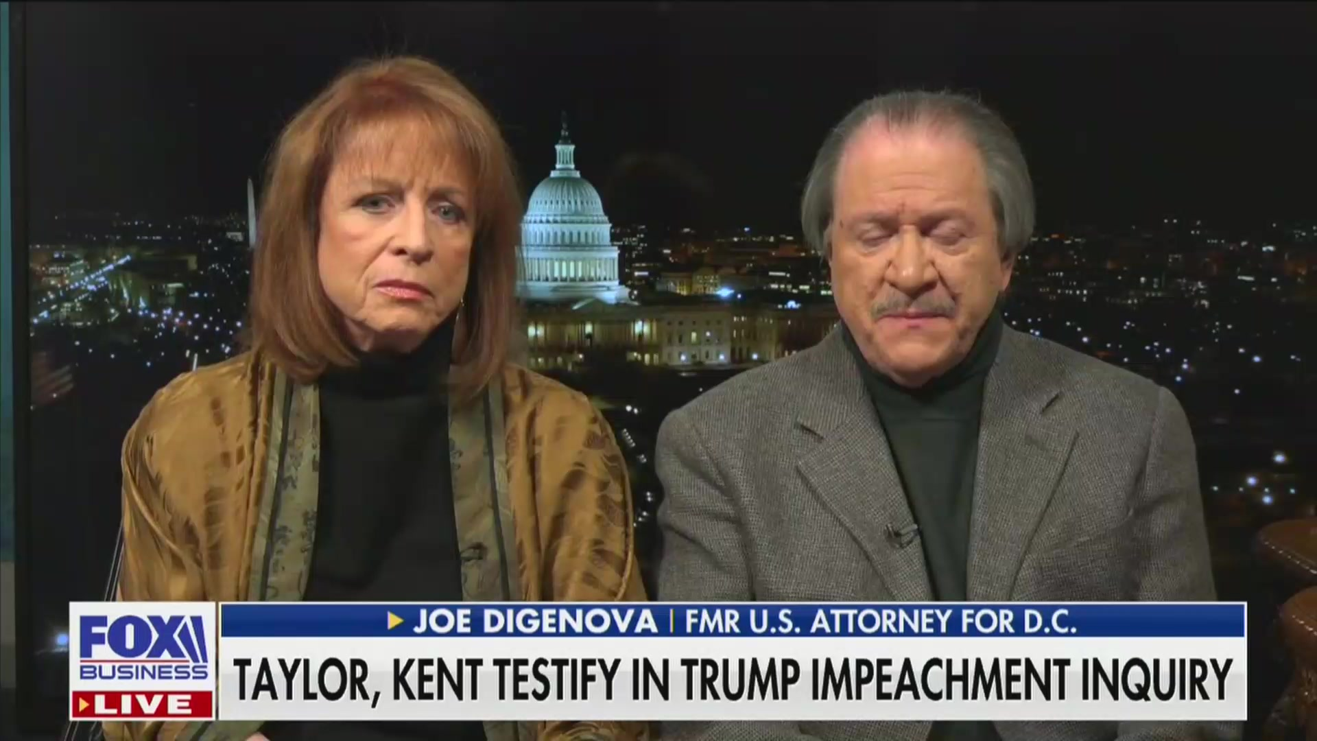 Joe diGenova Tells Lou Dobbs: George Soros 'Controls a Very Large Part' of the State Department