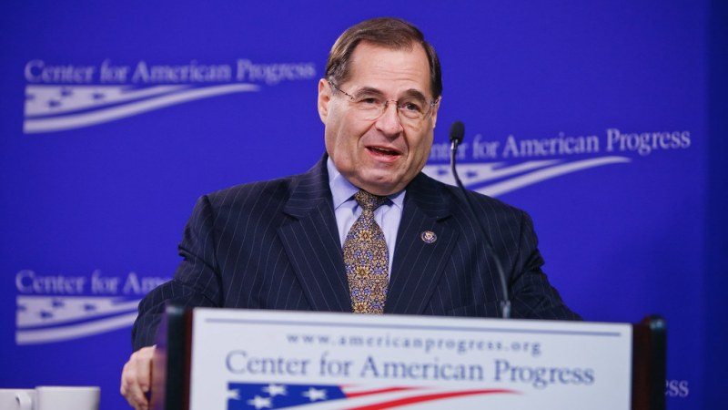 Jerry Nadler Invites Trump to Impeachment Hearing 'Or He Can Stop Complaining About the Process'