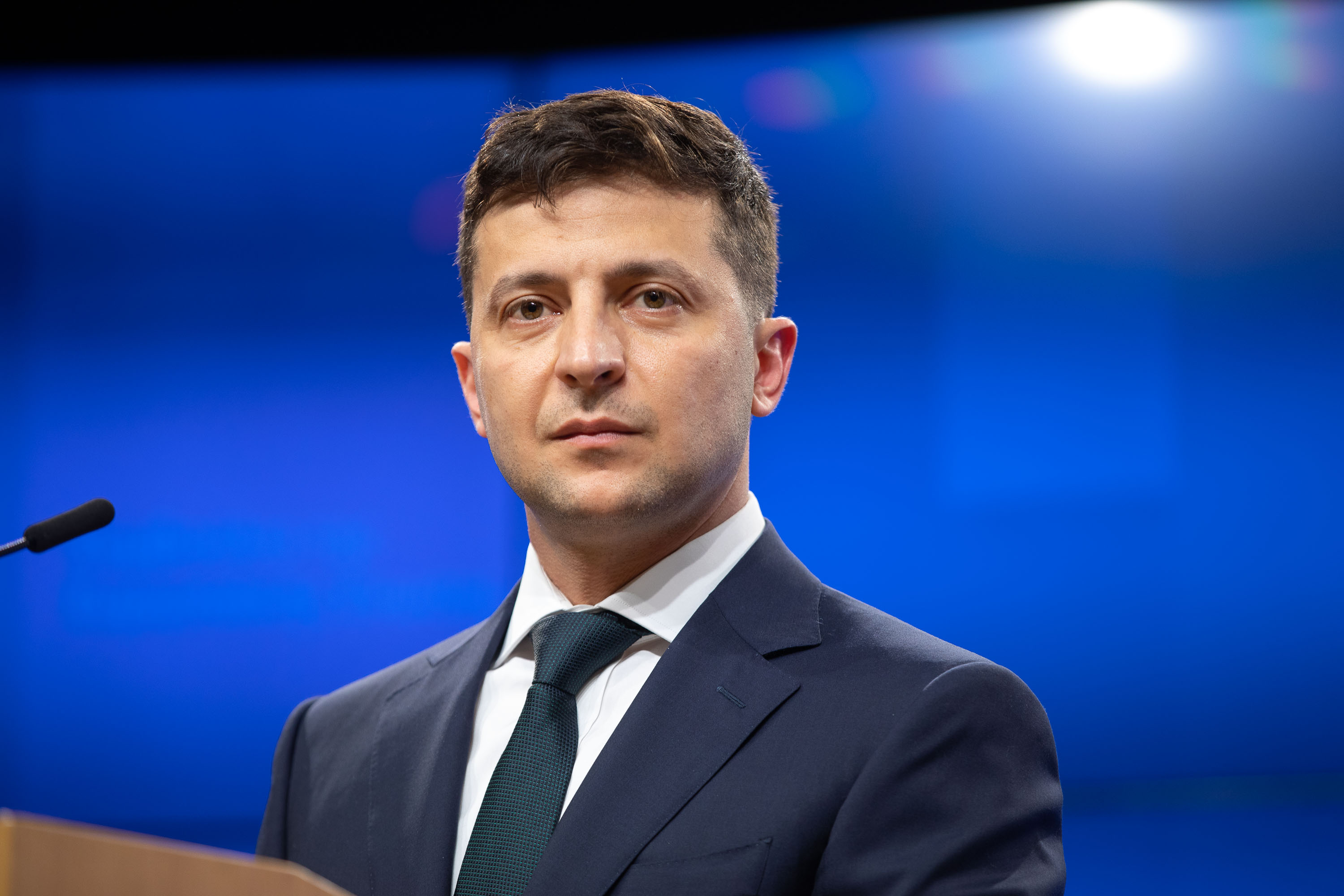 Ukrainian President Was Reportedly Set to Announce Biden Investigation During Interview With CNN's Fareed Zakaria
