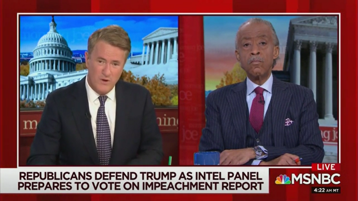 Joe Scarborough: Trump Supporters 'Are Wilfully Being Conned'