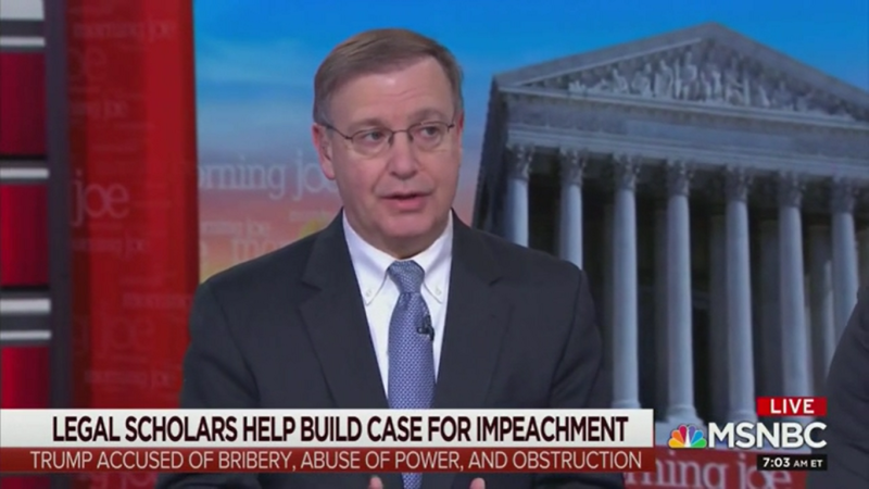 Former U.S. Attorney on American Citizens: 'We Are the Victims' of Trump's 'Extortion Scheme'