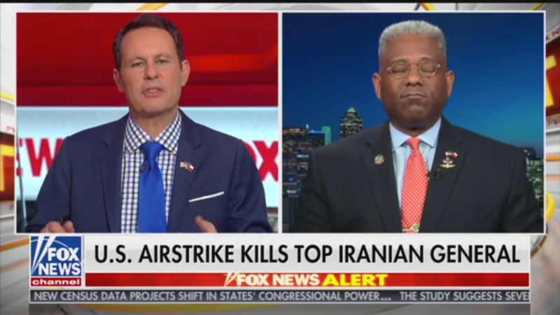 Fmr. Congressman Allen West: Biden, Sanders and Warren Are 'Siding with Iran'