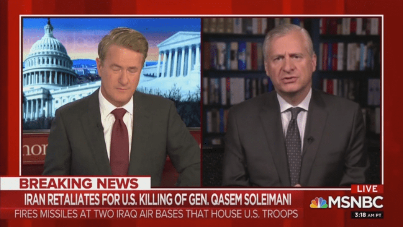 Joe Scarborough: It's 'Hard to Believe' Trump Wouldn't Consult Putin Before Launching Iran Strikes