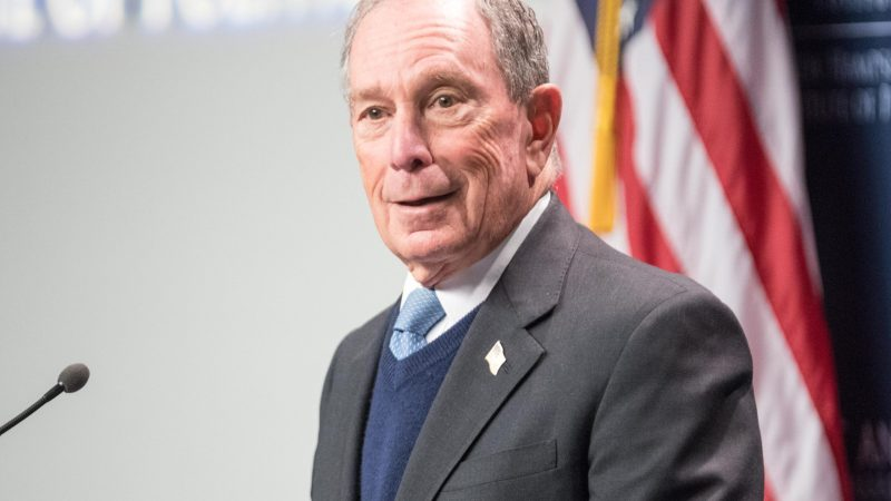 Trump Lashes Out at 'Mini Mike Bloomberg' After Fox News Airs Former New York Mayor's Ad
