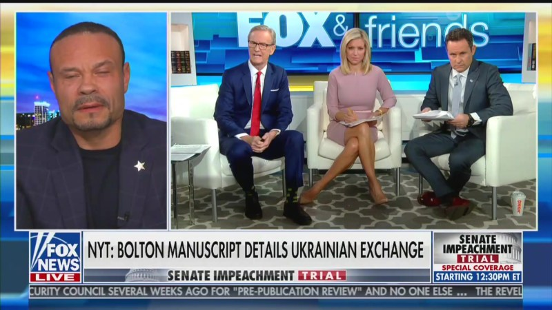'Fox & Friends' Completely Downplays Bombshell Revelations From John Bolton's Book